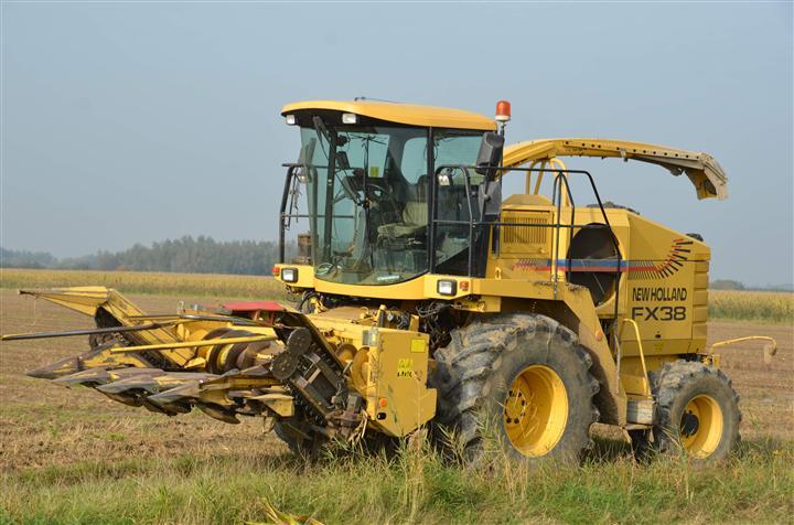 Foto's van Ben van Oosterhout - 23-10 III - Agrifoto nl